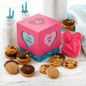Conversation Hearts Combo Box