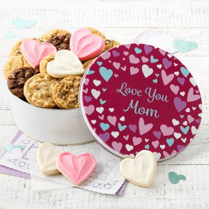 Love You Mom Cookie Combo Tin