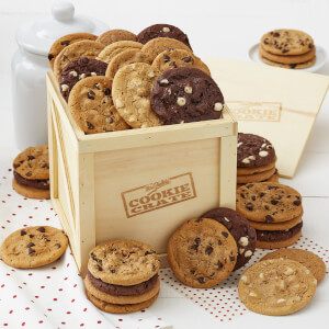 Mrs Fields Cookie Crate