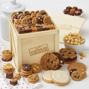 Mrs Fields Great Cookie Crate Combo