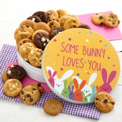 Some Bunny Loves You Tin