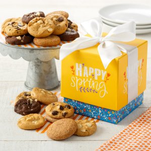 Happy Spring Nibblers Gift Box