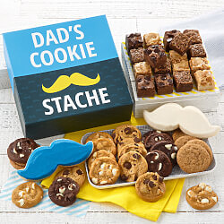 Cookie Stache Box