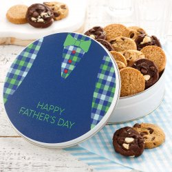 Happy Fathers Day 18 Nibblers Tin