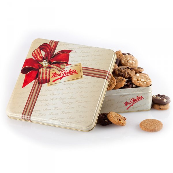 Festive Greeting Gift Tins