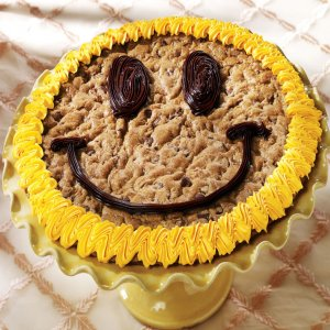 Image result for Smiley-Face Chocolate Chip Cookies