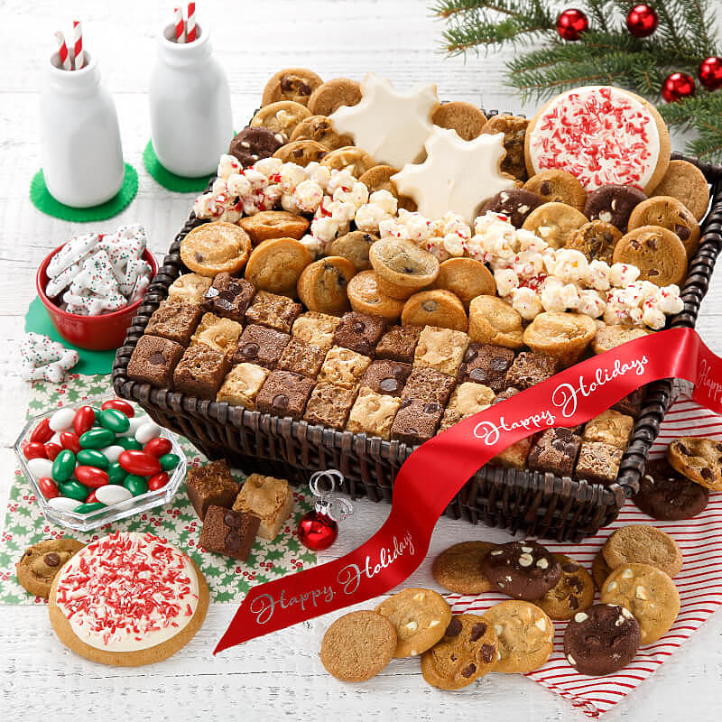 Christmas Cookies Cookie Baskets Cookie Boxes Mrs Fields