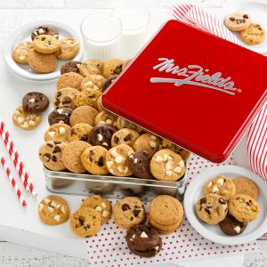 mrs fields cookie tin mrs fields cookie tin cookie tins - - title -