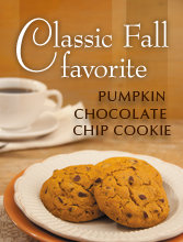 Recipe: Pumpkin Cookies with Caramel Frosting blog image 2