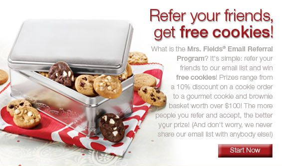 Free Cookies for You! blog image 1