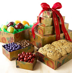 Order Mrs Field's Cookies Mrs Field Cookies Harvest fruit towers and Cookies online Mrs Fields Cookies full catalog